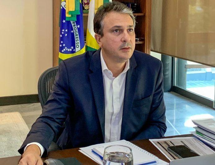 Camilo discute processo de vacinação com Consórcio de Governadores do Brasil