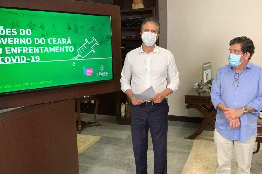 Camilo anuncia avanço na flexibilização de atividades e que eventos corporativos vão ser autorizados a partir do dia 14