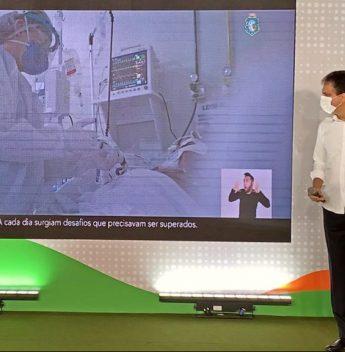 Camilo anuncia concurso com seis mil vagas para a área de saúde no Ceará