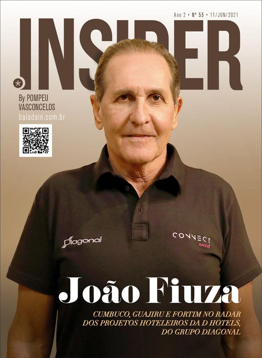 Capa Insider #55 João Fiuza