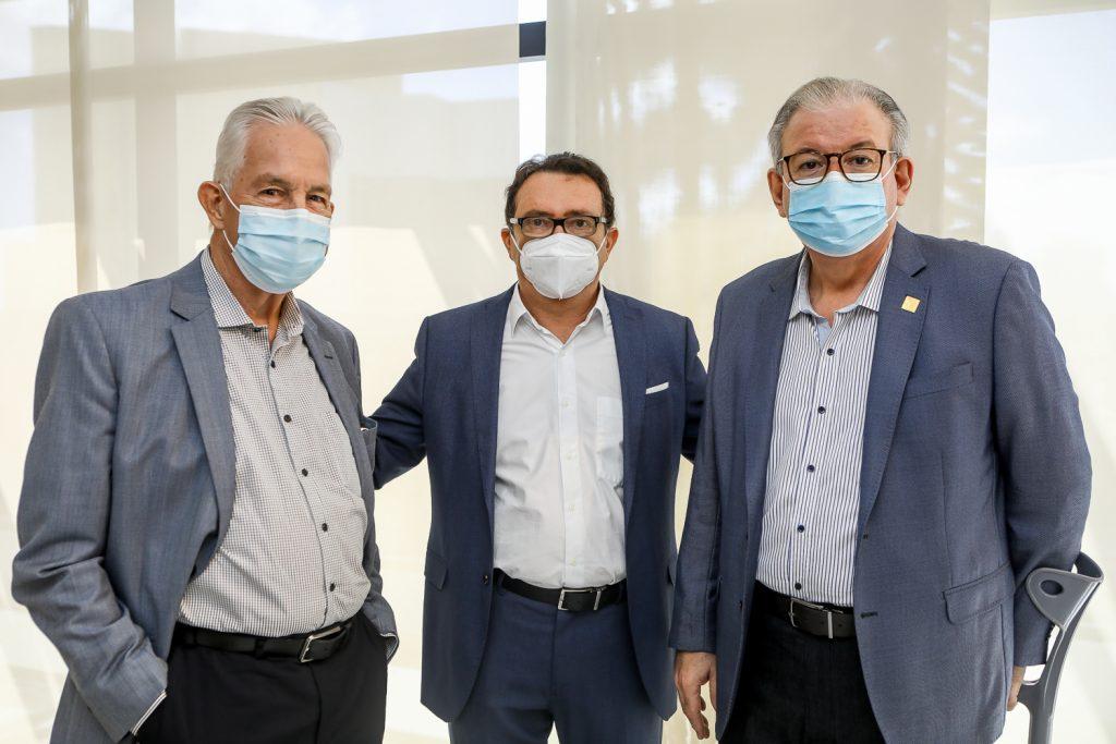 Carlos Prado, Carlos Rubens E Ricardo Cavalcante