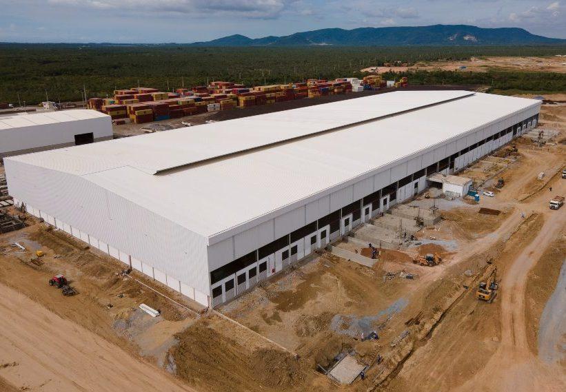 Aeris acelera investimento na construção de novo centro de distribuição no Ceará