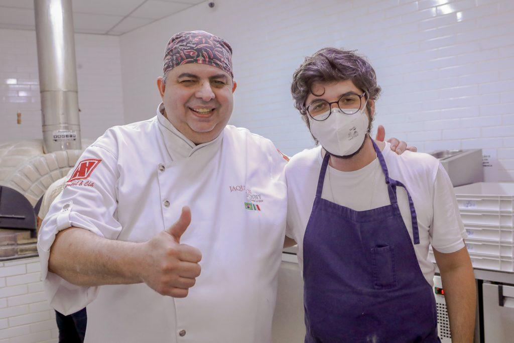 Chefs Jaqueson Dichoff E Ivan Prado