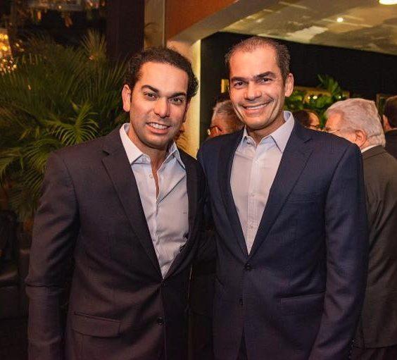 Empresários cearenses debatem política e economia durante jantar com Arthur Lira