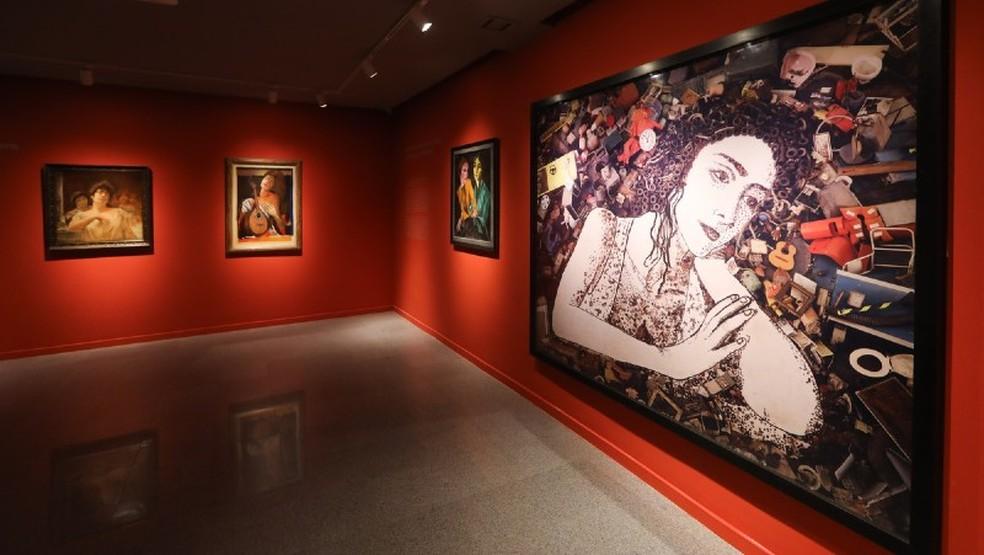 Com duas exposições em cartaz, Espaço Cultural Unifor recebe visitantes de todas as idades