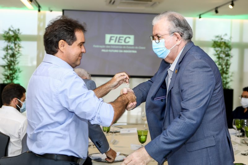 Evandro Leitao E Ricardo Cavalcante