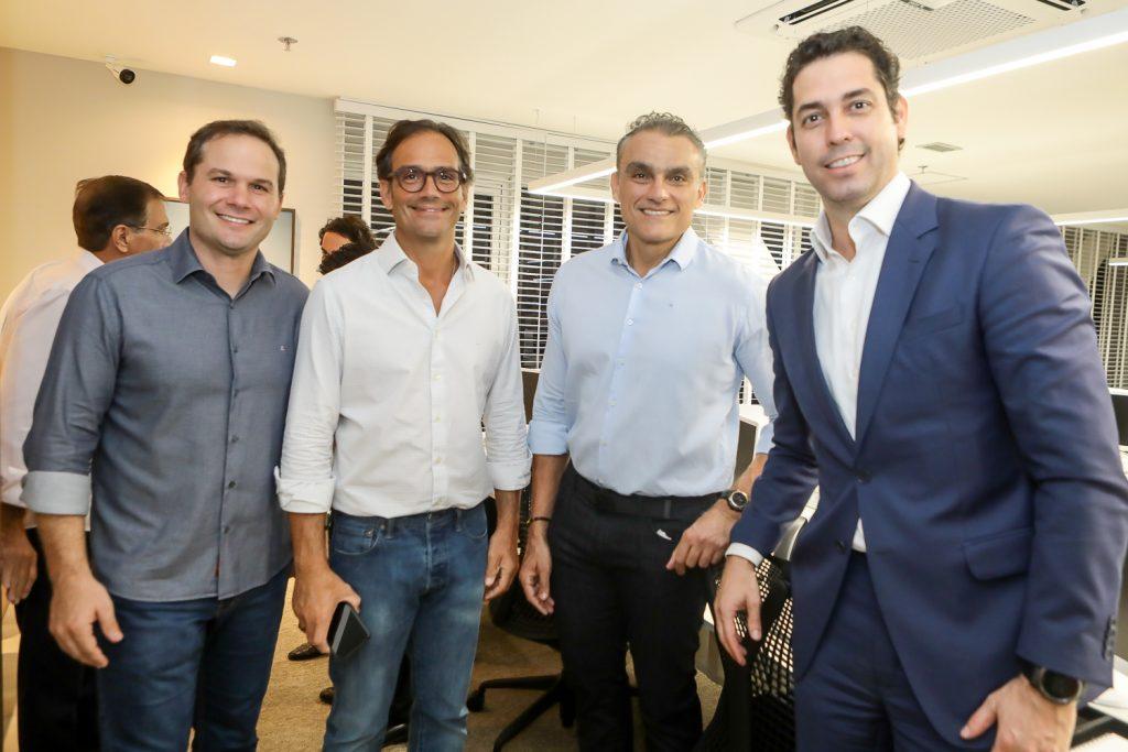 Felipe Albuquerque, Deda Studart, Jormario Cordeiro E Roberto Funaro (2)