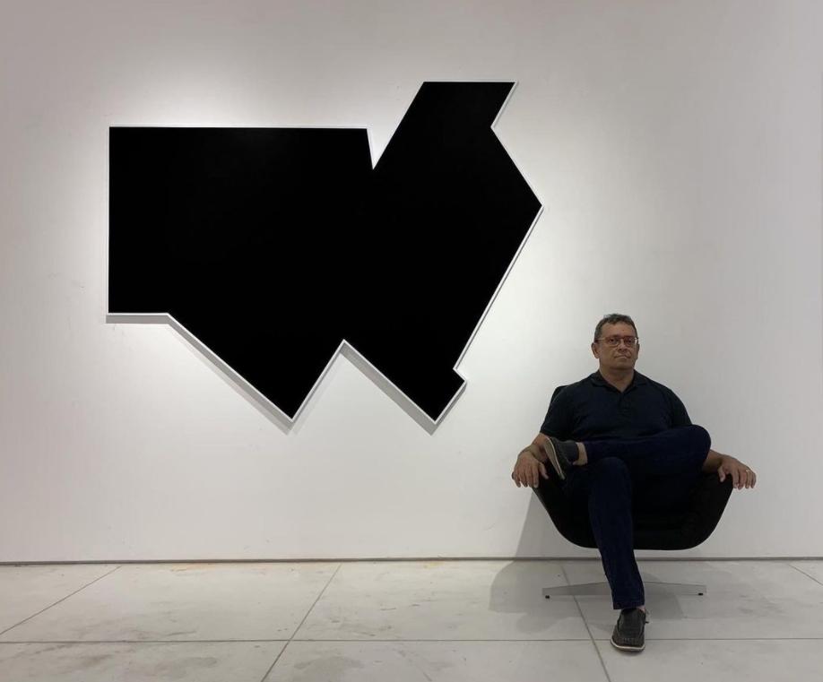 É hoje! José Guedes expõe suas obras na Bienal Internacional Nómade 2021