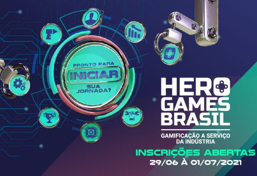 FIEC realiza Hero Games Brasil em busca da soluções para os desafios industriais