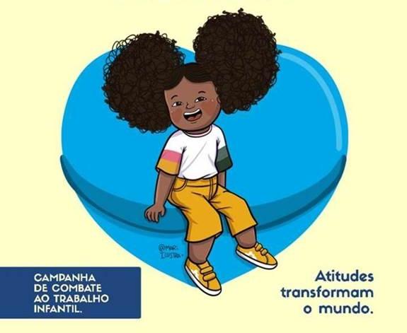 Grupo JCPM cria campanha de sensibilização visando o combate ao trabalho infantil