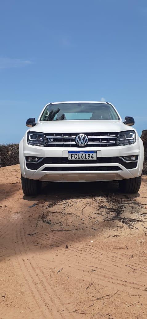Volkswagen Amarok esbanja força, economia e potência por onde passa