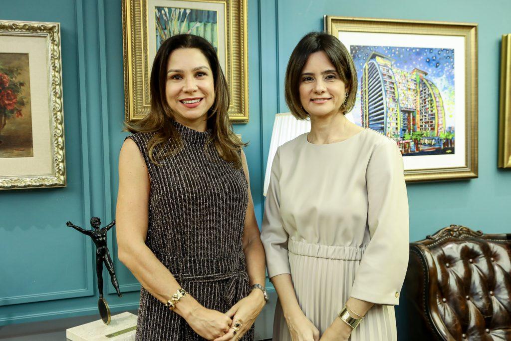 Ingrid Feitosa E Ana Magalhaes