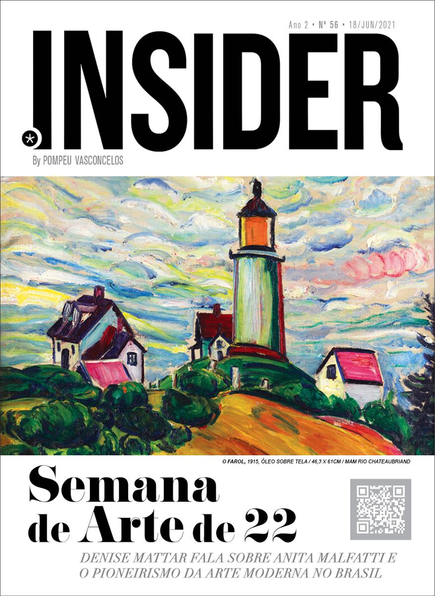Insider #56 Anita Malfatti