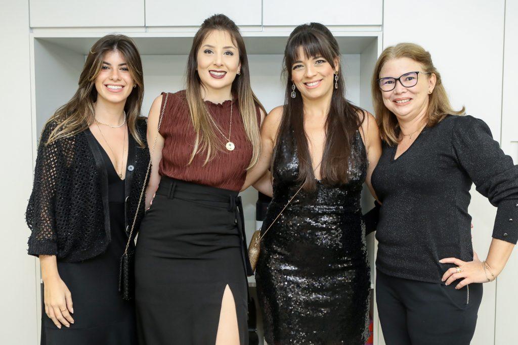 Isabella Toledo, Bruna Borba, Ana França E Marcia Matos (2)