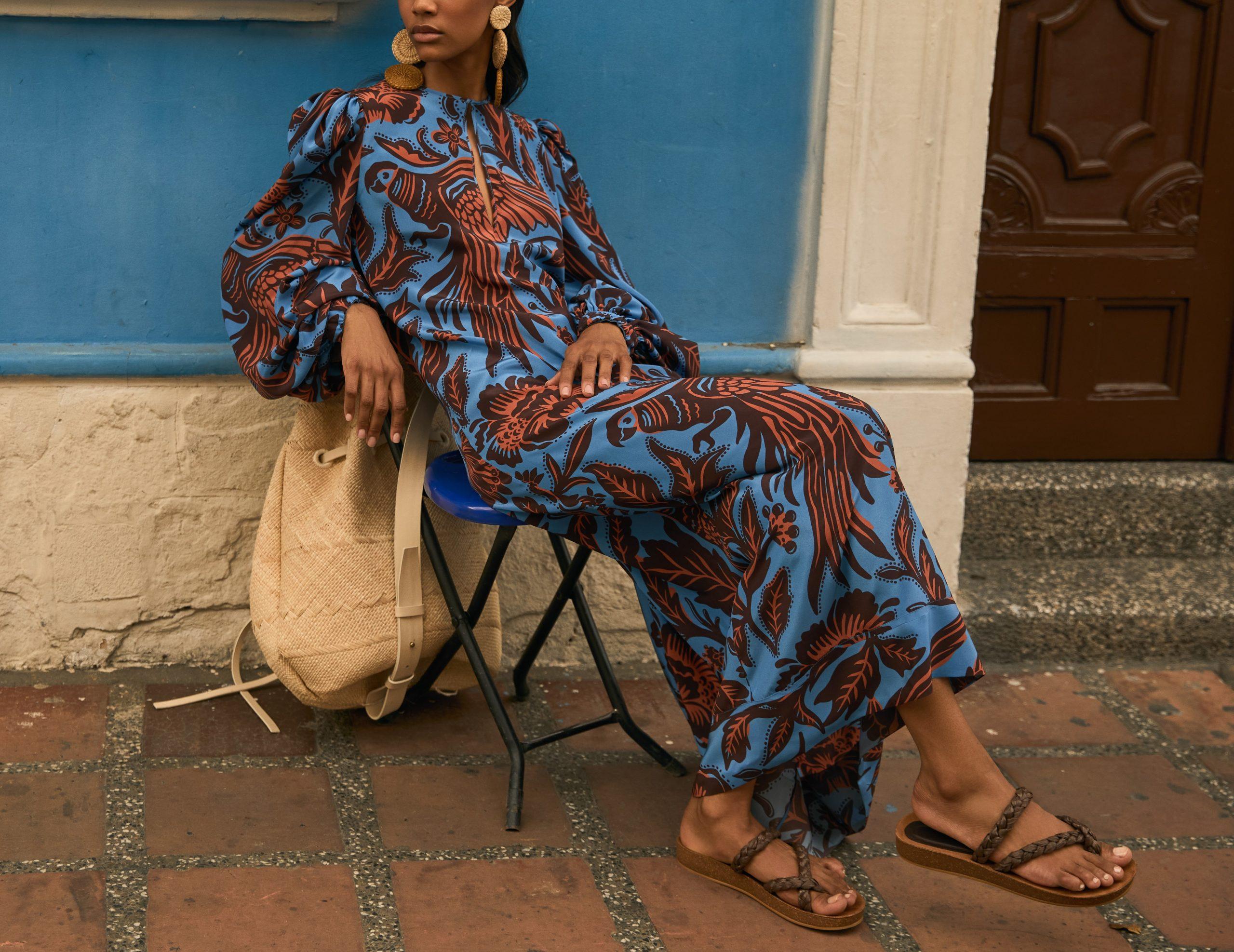 Peças de Johanna Ortiz chega ao e-commerce Iguatemi 365. Confira!