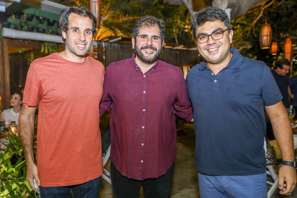 Jose Ricardo, Eduardo Castelao E Wolff Campos (1)