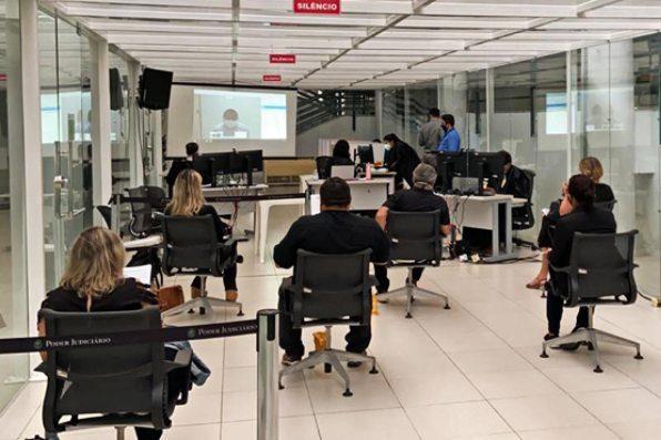 TJCE libera atividades presenciais na Capital e mantém teletrabalho no interior