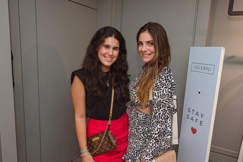 Lara Albuquerque E Sofia Jereissati