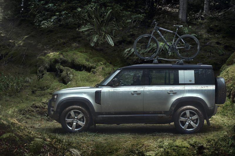 Novo Defender MY22 já está em pré-venda na Extrema Jaguar Land Rover