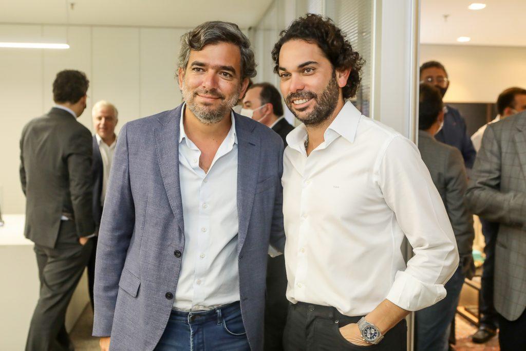 Marcelo Franco E Claudio Vale