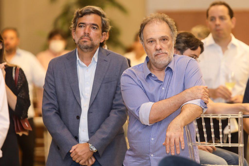 Marcelo Franco E Jose Carlos Pontes