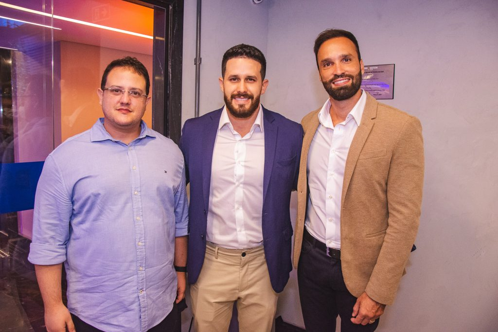 Marcus Vinicius, Strauus Nasar E Eduardo Hamdan (2)