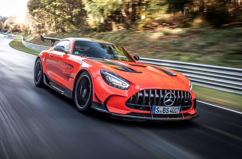 Mercedes-AMG mais potente chega ao Brasil já vendida!