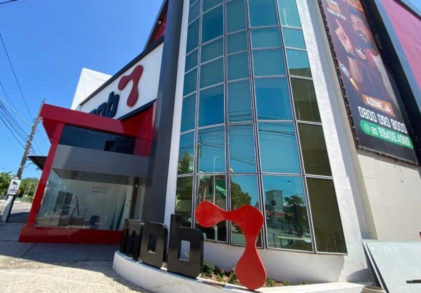 Mob Telecom ultrapassa a marca de 70 lojas inauguradas na Região Nordeste
