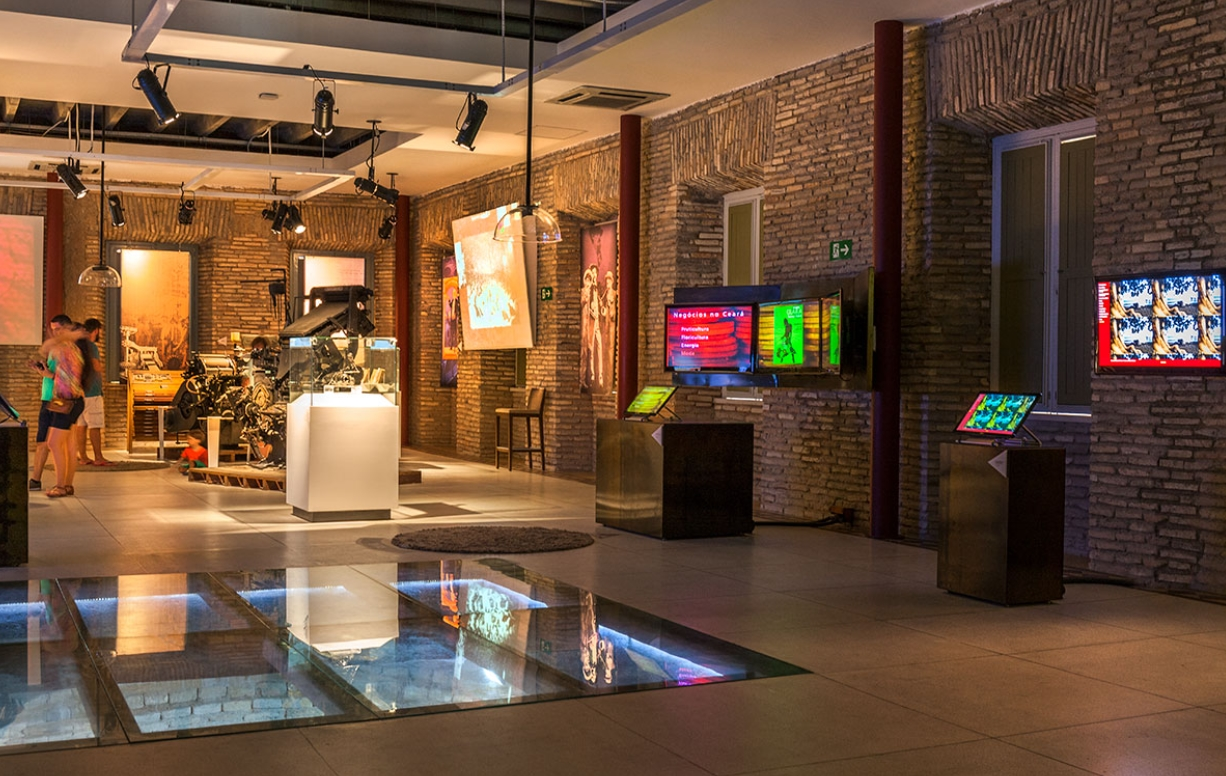 Museu da Indústria retoma as atividades presenciais com 50% da capacidade