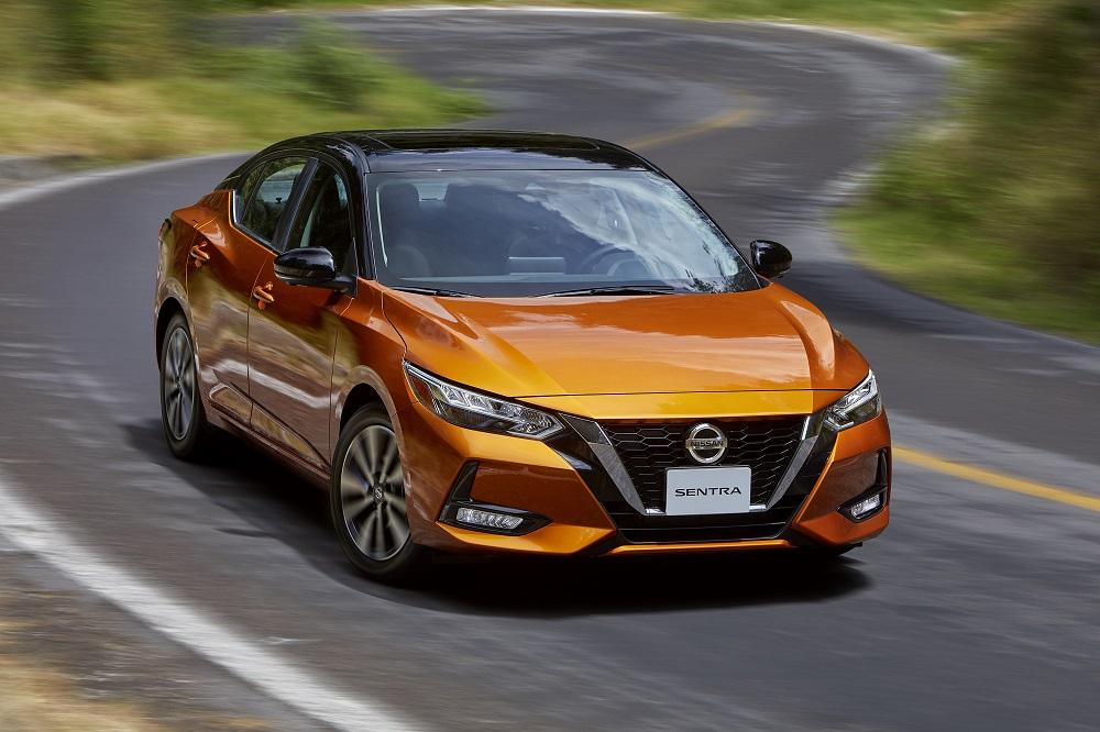 Nissan confirma que trará Novo Sentra ao Brasil