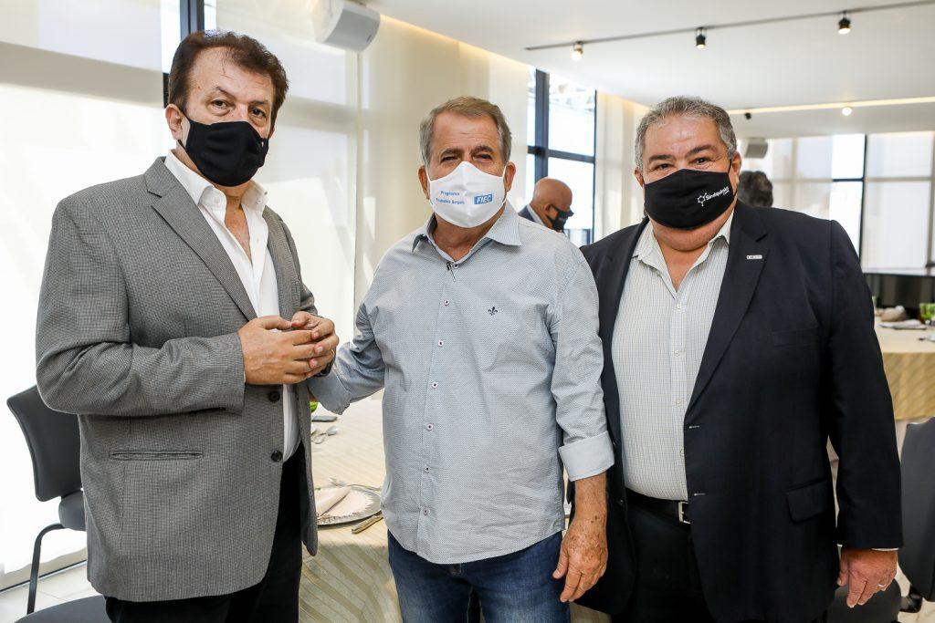 Osterne Junior, Jose Antunes E Marcos Soares (2)
