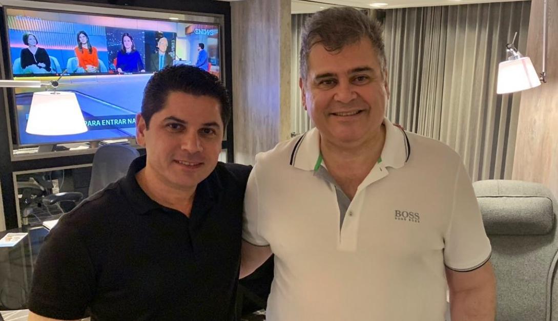 Pompeu Vasconcelos e Marcos Gomide lançam a Plataforma 2Go IN no próximo dia 1º de julho