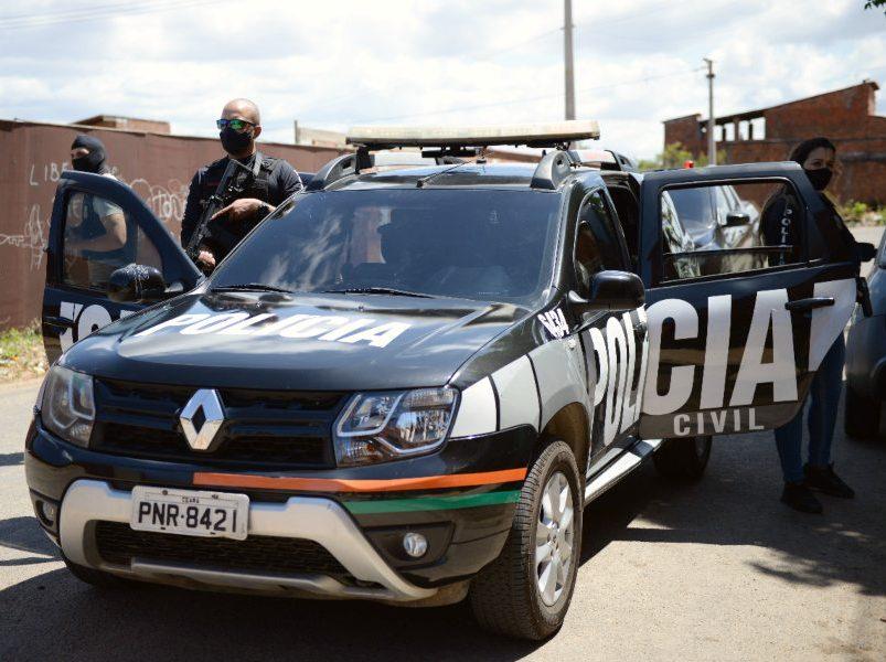 Governo do Ceará abre as inscrições para concurso da Polícia Civil nesta segunda