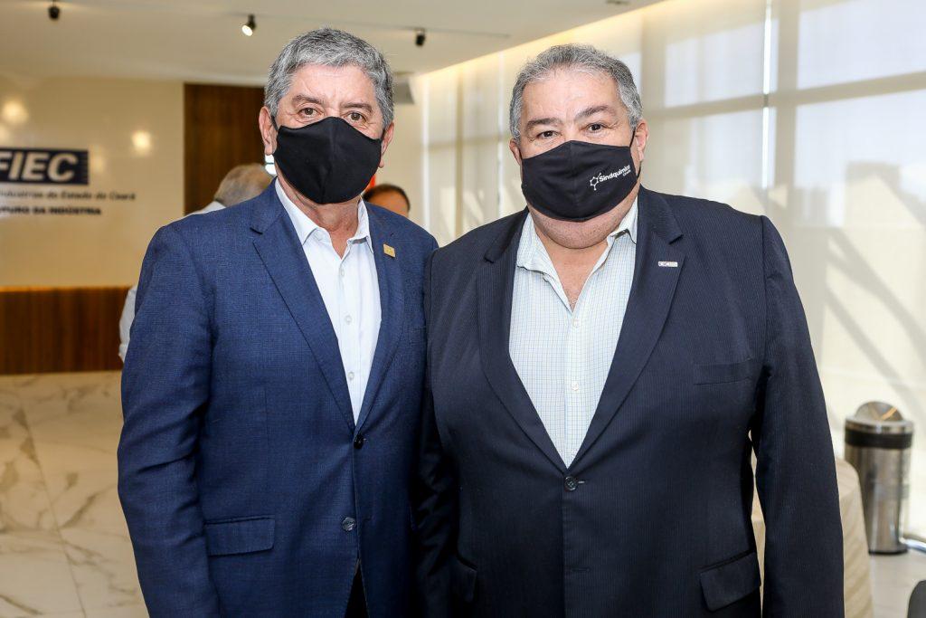 Sampaio Filho E Marcos Soares