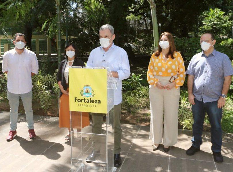 Prefeitura de Fortaleza lança mutirão para cadastrar pessoas a serem vacinadas