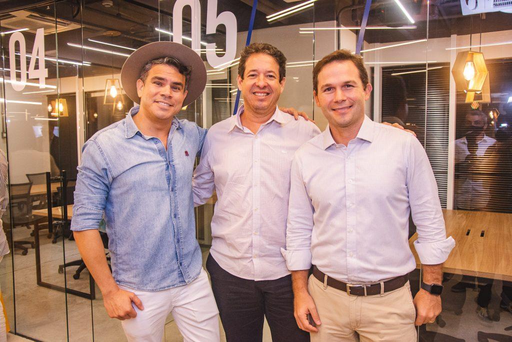 Vladyson Sidney, Adrilio Marques E Fabio Albuquerque