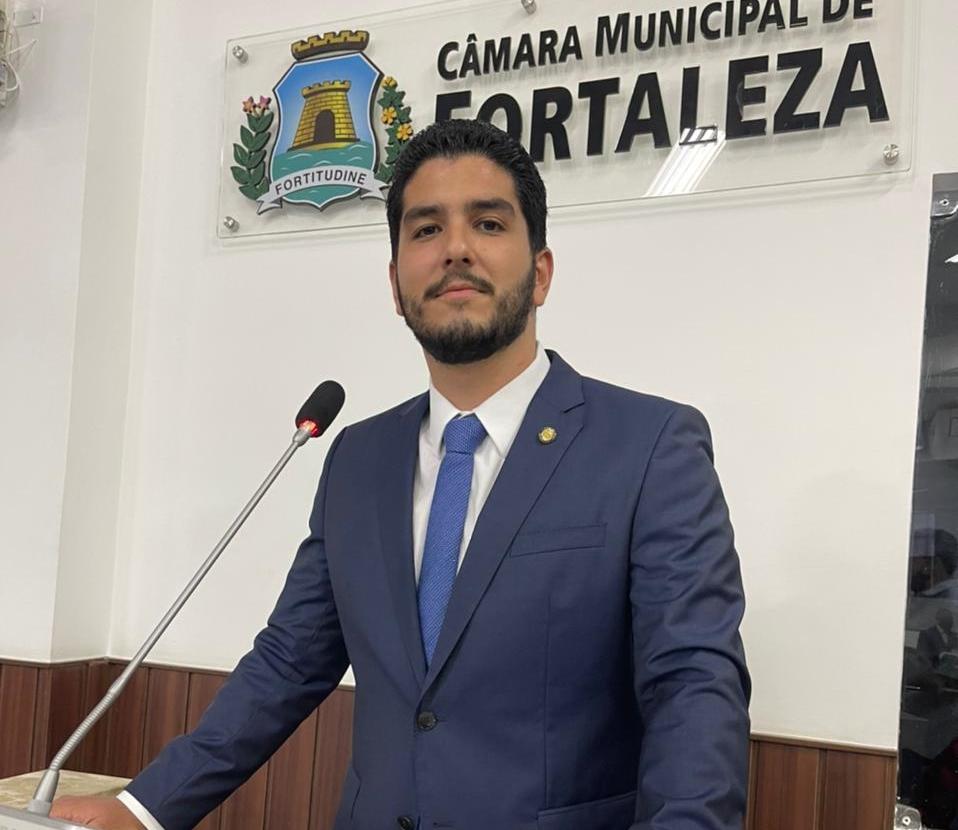 Câmara Municipal de Fortaleza aprova Projeto de Indicação do vereador Pedro França