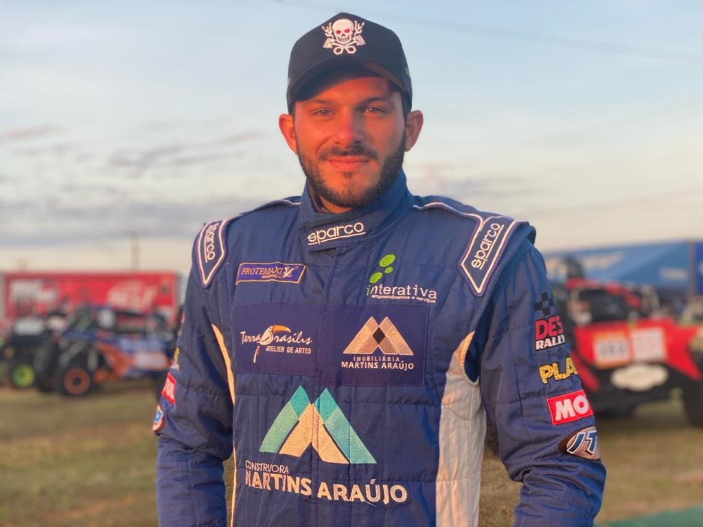 George Martins cruza o Jalapão no segundo dia do Rally Jalapão/Sertões Series