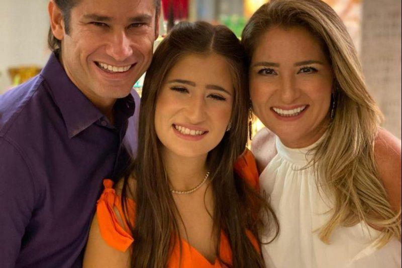 Patriciana e David Rodrigues celebram os 15 anos de Vidda