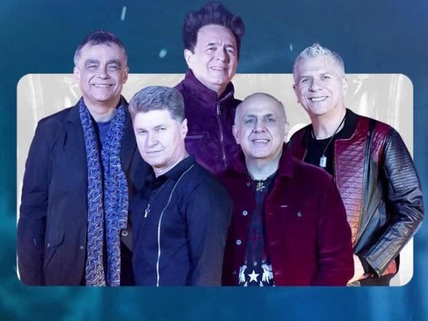 Banda Roupa Nova anuncia retorno com live no Dia dos Namorados