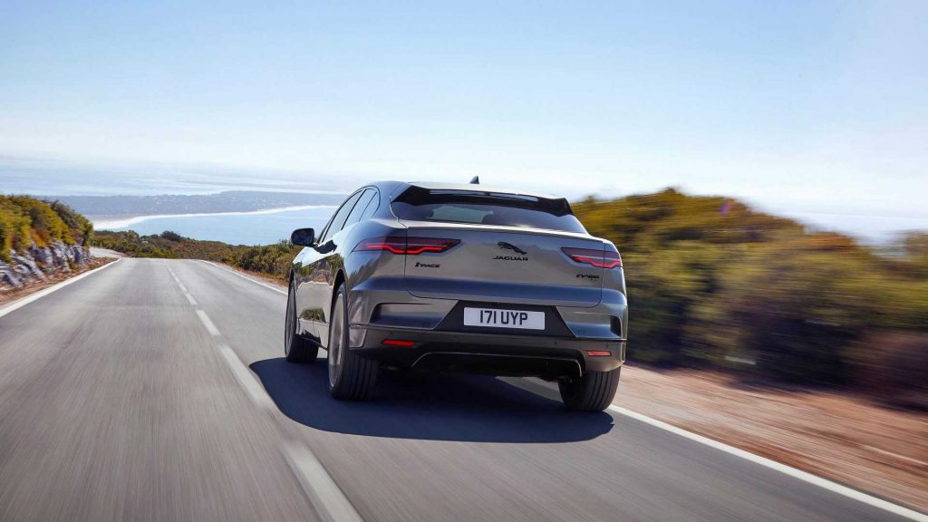 2021 Jaguar I Pace