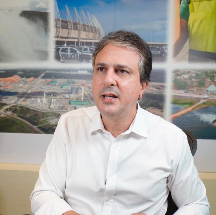 Camilo anuncia subsídio de meio salário mínimo visando gerar 20 mil empregos