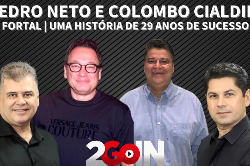 """""""Vamos realizar o maior Fortal de todos os tempos"""", diz Colombo Cialdini e Pedro Coelho Neto em entrevista para a 2Go IN"""