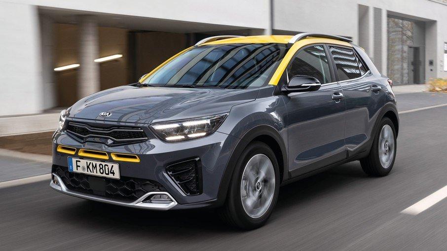 Kia pretende trazer um novo SUV ao Brasil, o Stonic