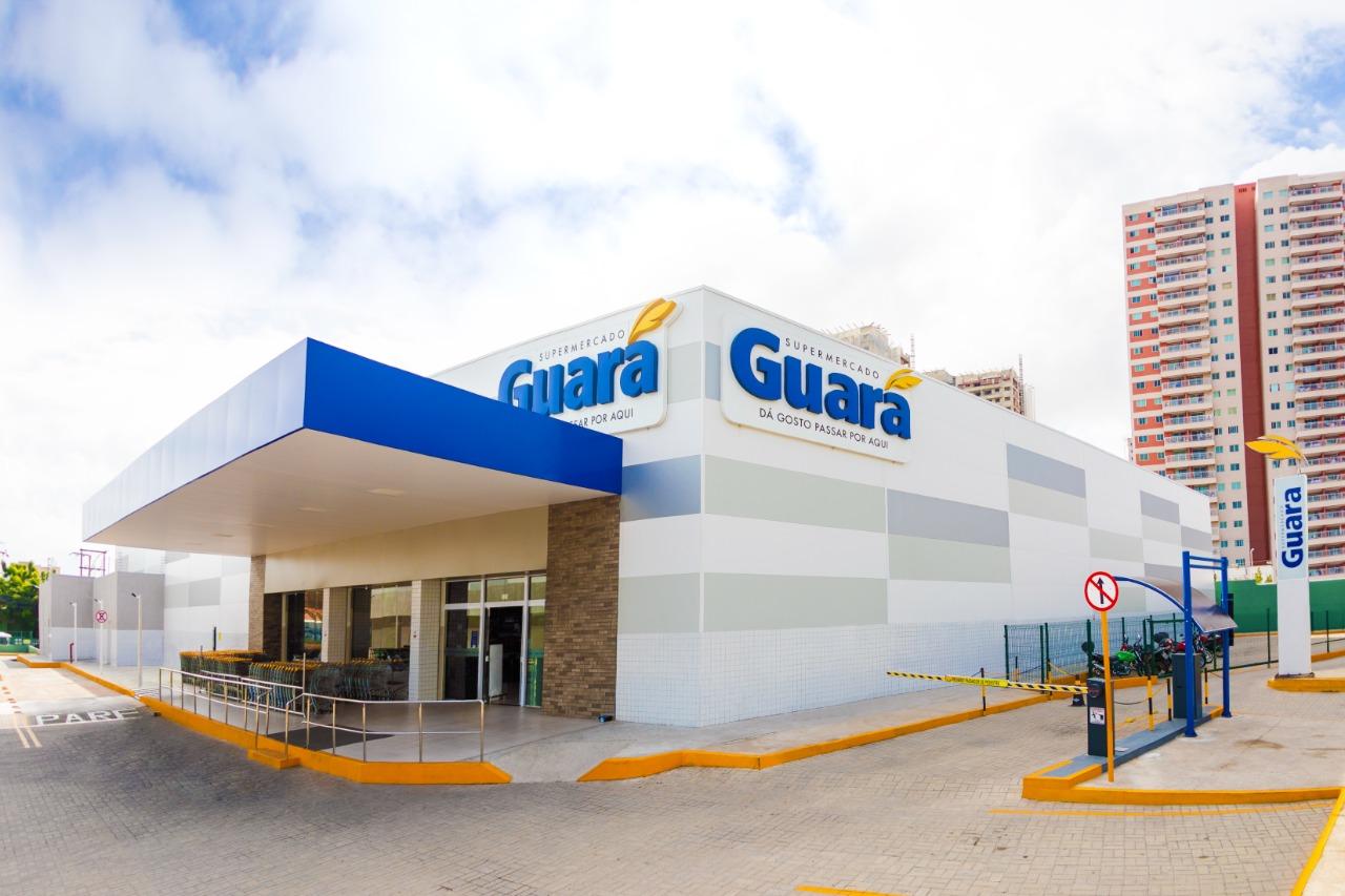Shopping Iguatemi Fortaleza recebe nova unidade do Supermercado Guará