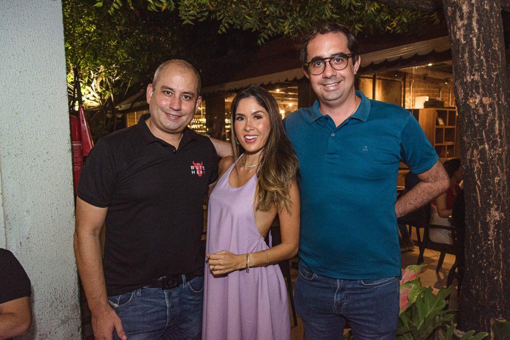 Andre Linheiro, Manoela Castro E Pedro Castro