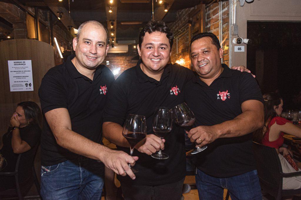 Andre Linheiro, Marcelo Pimentel E Carlos Teixeira (1)