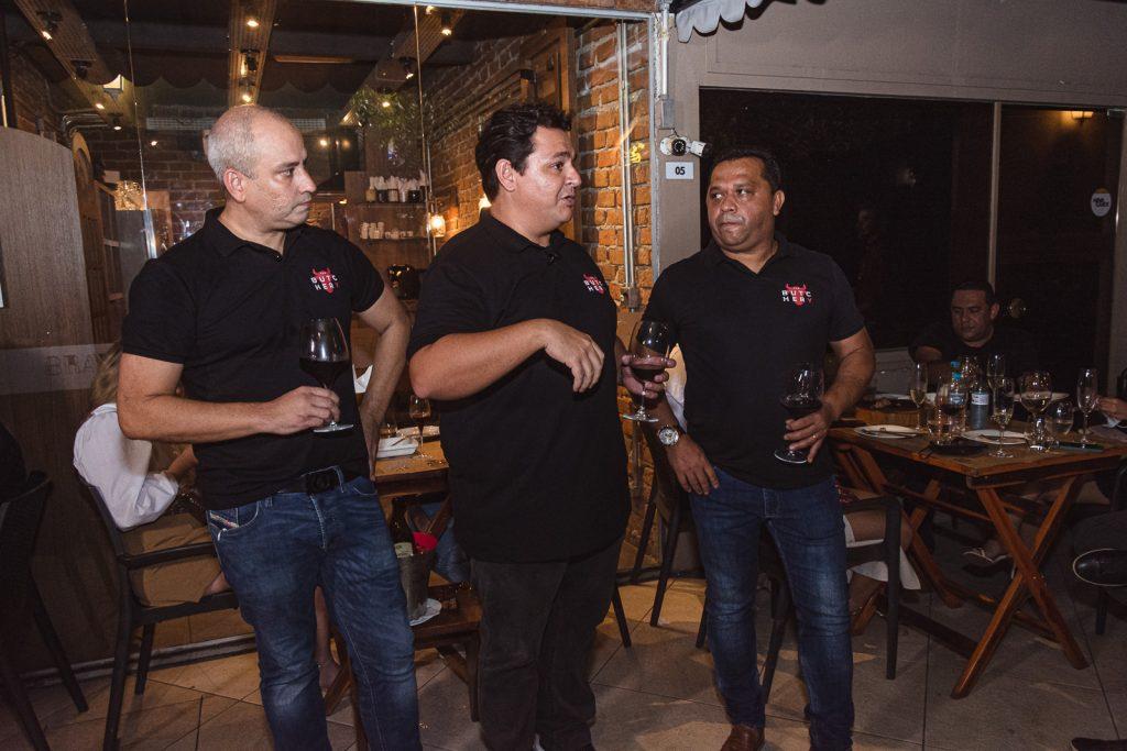 Andre Linheiro, Marcelo Pimentel E Carlos Teixeira (3)