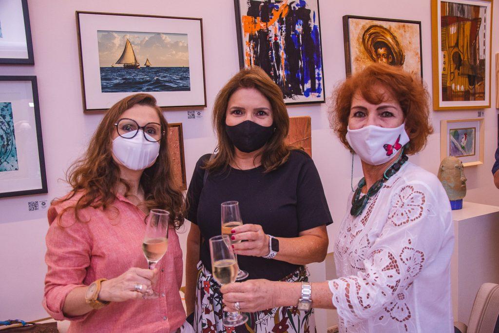 Andrea Dallolio, Ingrid Barreira E Lilia Quindere