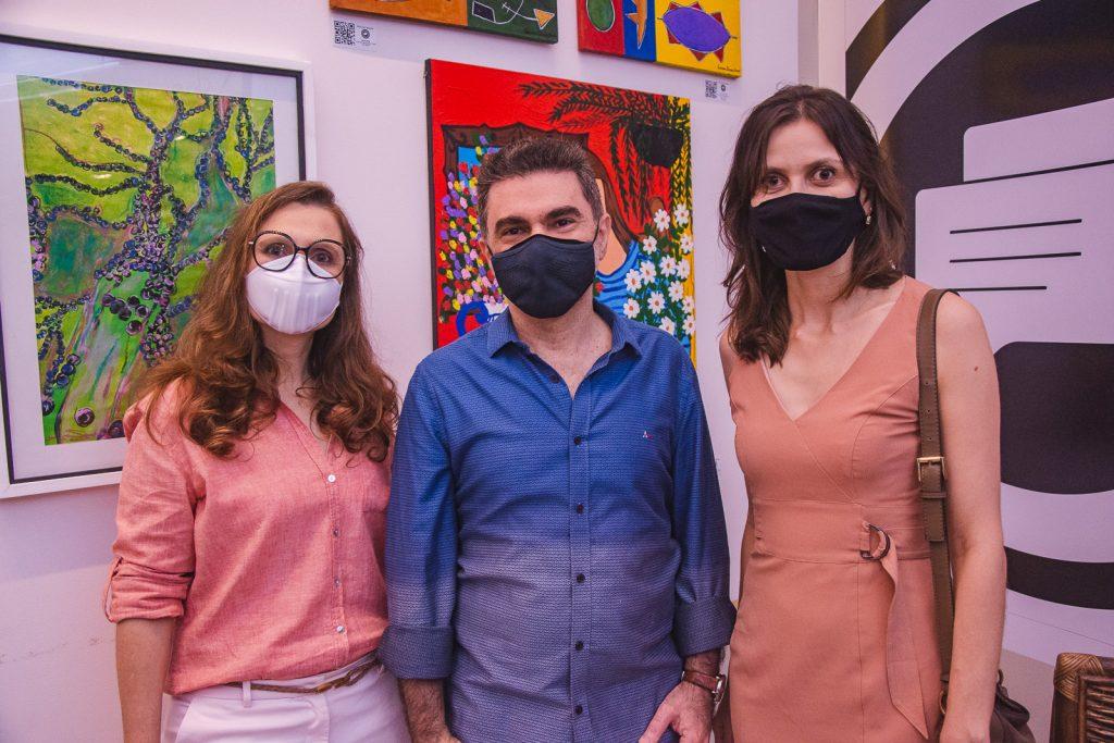 Andrea Dallolio, Isaac Furtado E Lia Sanders (1)